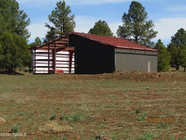 322 S Forest Service 3341 Road, Parks, AZ 86018 (MLS #185618) :: Keller Williams Arizona Living Realty