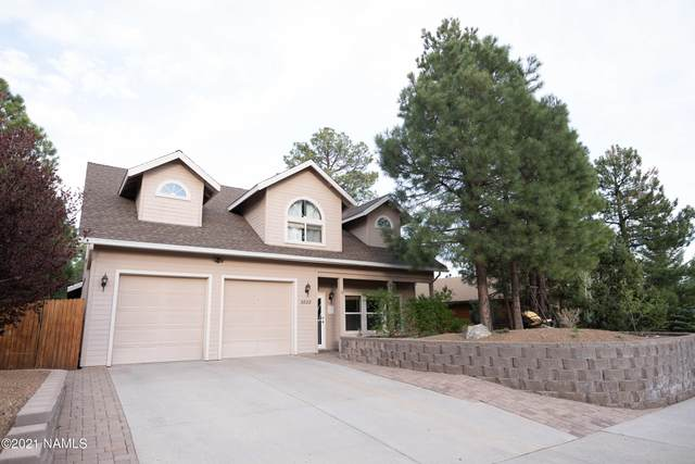 3822 Wild West Trail, Flagstaff, AZ 86005 (MLS #185619) :: Keller Williams Arizona Living Realty