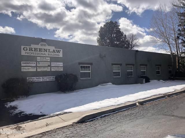 2323 E Greenlaw Lane 10-B, Flagstaff, AZ 86004 (MLS #185637) :: Keller Williams Arizona Living Realty