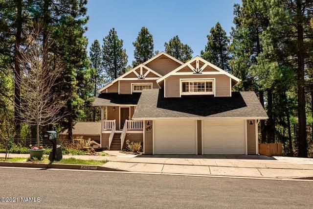 3522 Cheryl Drive, Flagstaff, AZ 86005 (MLS #185658) :: Flagstaff Real Estate Professionals