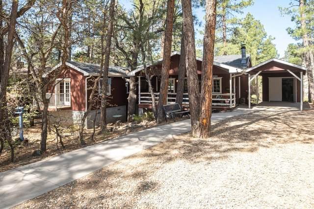 17290 Mescalero Drive, Munds Park, AZ 86017 (MLS #185676) :: Keller Williams Arizona Living Realty