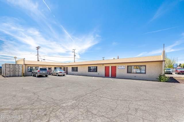 2725 E Lakin Drive, Flagstaff, AZ 86004 (MLS #185678) :: Maison DeBlanc Real Estate