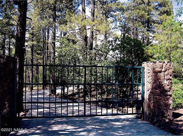 1430 Puma Place, Munds Park, AZ 86017 (MLS #185693) :: Keller Williams Arizona Living Realty