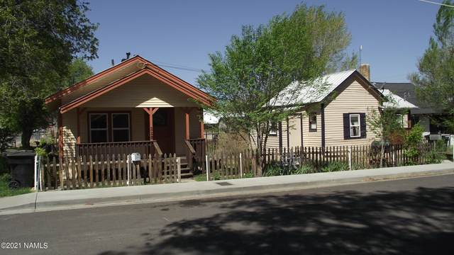 220 5th Street, Williams, AZ 86046 (MLS #185694) :: Keller Williams Arizona Living Realty