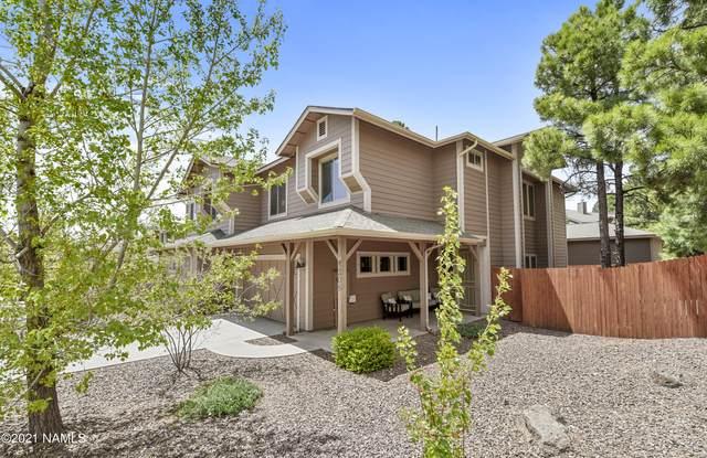 1201 Warm Springs Trail, Flagstaff, AZ 86004 (MLS #185711) :: Keller Williams Arizona Living Realty