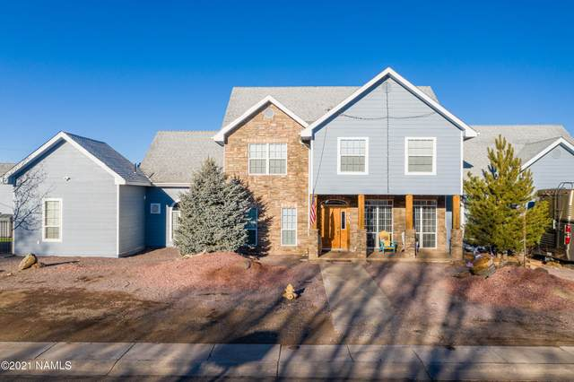895 Hereford Drive, Williams, AZ 86046 (MLS #185713) :: Keller Williams Arizona Living Realty