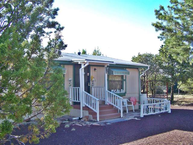7390 Ponderosa Drive, Williams, AZ 86046 (MLS #185714) :: Flagstaff Real Estate Professionals