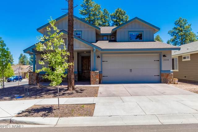 2606 Josselyn Drive, Flagstaff, AZ 86001 (MLS #185721) :: Keller Williams Arizona Living Realty