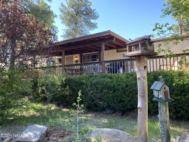17275 Zia Place, Munds Park, AZ 86017 (MLS #185726) :: Keller Williams Arizona Living Realty