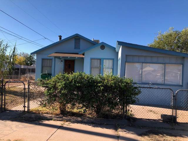 211 Mulberry Street, Winslow, AZ 86047 (MLS #185728) :: Keller Williams Arizona Living Realty