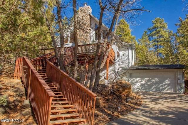 17895 Green Mountain Place, Munds Park, AZ 86017 (MLS #185729) :: Keller Williams Arizona Living Realty