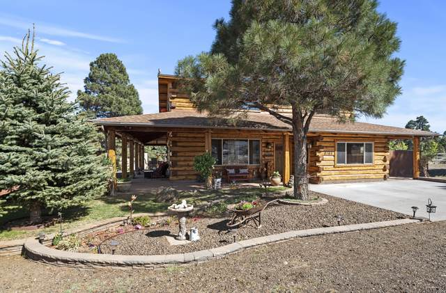 8165 Browning Drive, Flagstaff, AZ 86004 (MLS #185736) :: Keller Williams Arizona Living Realty