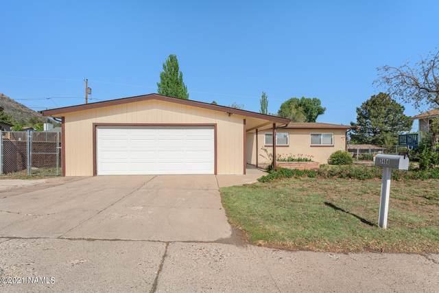 3408 Childress Street, Flagstaff, AZ 86004 (MLS #185737) :: Flagstaff Real Estate Professionals