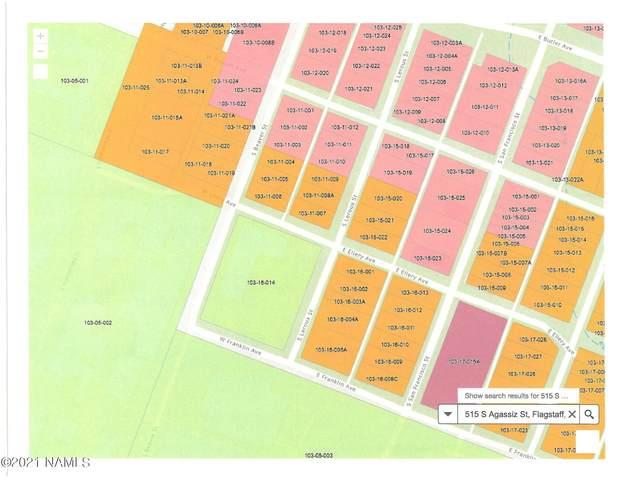 515 S Wc Riles Street, Flagstaff, AZ 86001 (MLS #185745) :: Flagstaff Real Estate Professionals