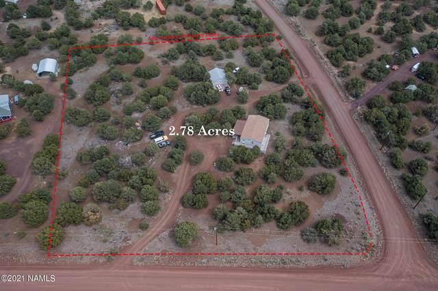 6939 Ponderosa Avenue, Williams, AZ 86046 (MLS #185750) :: Flagstaff Real Estate Professionals