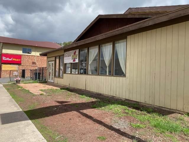 518 E Rte 66, Williams, AZ 86046 (MLS #185753) :: Keller Williams Arizona Living Realty