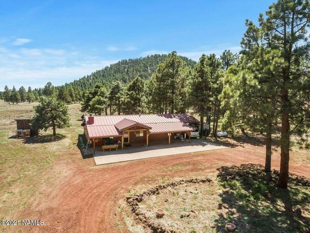 12652 Peaceful Valley Road, Parks, AZ 86018 (MLS #185756) :: Flagstaff Real Estate Professionals