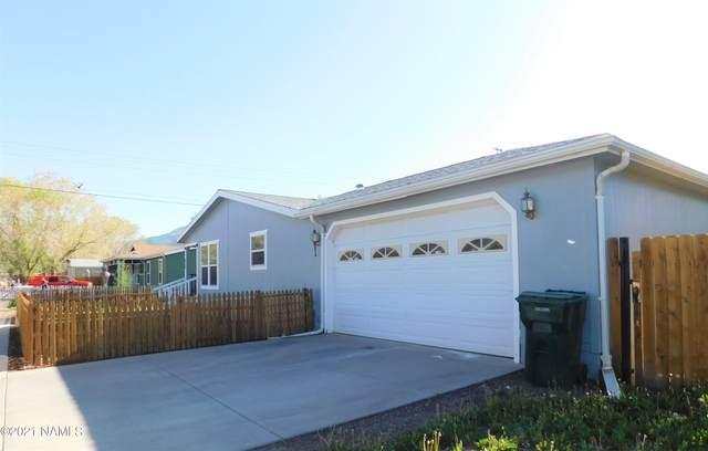 515 Cedar Street, Williams, AZ 86046 (MLS #185760) :: Keller Williams Arizona Living Realty