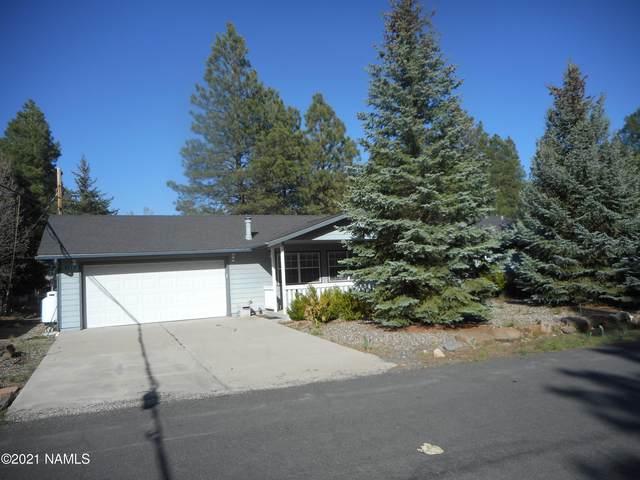 17155 Grizzly Ridge, Munds Park, AZ 86017 (MLS #185775) :: Keller Williams Arizona Living Realty