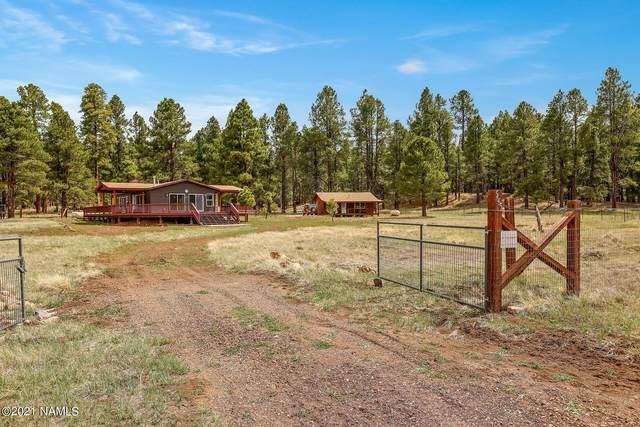 5665 Big Game Trail, Flagstaff, AZ 86005 (MLS #185882) :: Keller Williams Arizona Living Realty