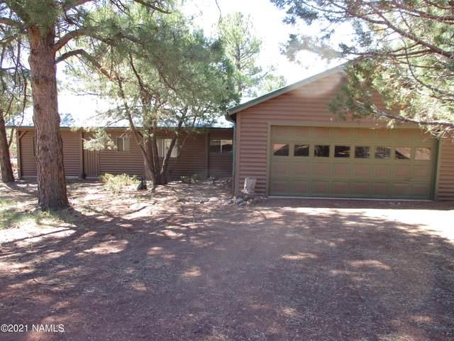 3648 Scenic Loop, Williams, AZ 86046 (MLS #185951) :: Keller Williams Arizona Living Realty