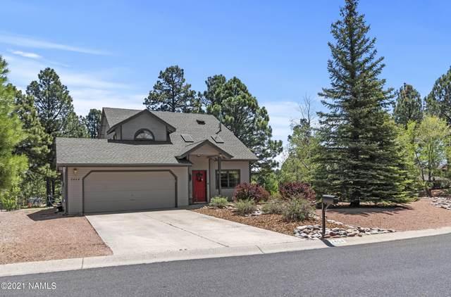 2464 Sweet Clover Way, Flagstaff, AZ 86004 (MLS #185983) :: Keller Williams Arizona Living Realty