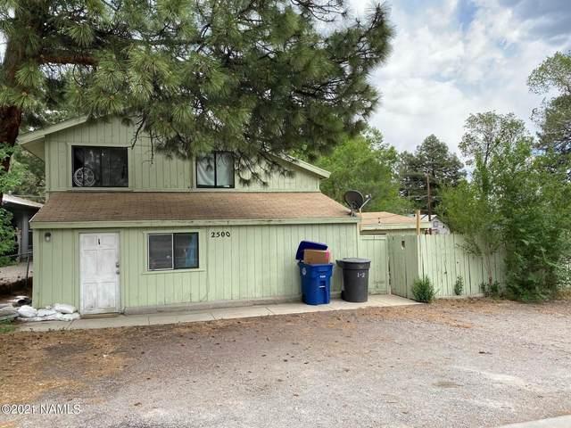 2500 N Center Street, Flagstaff, AZ 86004 (MLS #186010) :: Keller Williams Arizona Living Realty