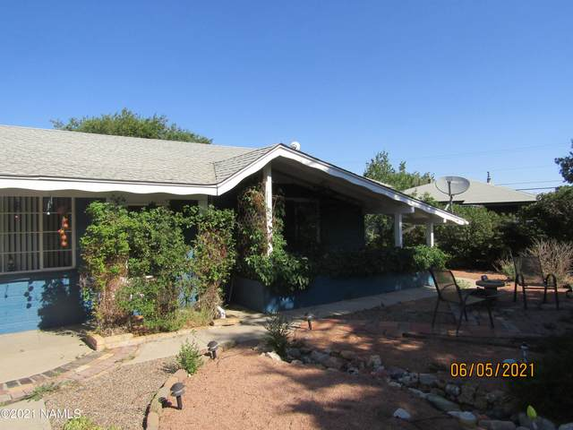 803 Quarter Horse Road, Williams, AZ 86046 (MLS #186058) :: Flagstaff Real Estate Professionals