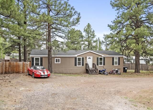 2647 Polacca Trail, Flagstaff, AZ 86005 (MLS #186064) :: Keller Williams Arizona Living Realty