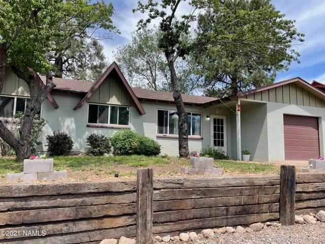 3465 Jamison Boulevard, Flagstaff, AZ 86004 (MLS #186082) :: Keller Williams Arizona Living Realty