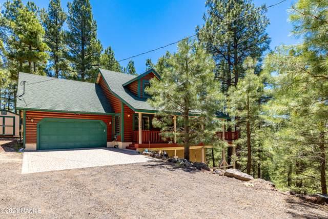 3048 Kweo Trail, Flagstaff, AZ 86005 (MLS #186094) :: Keller Williams Arizona Living Realty