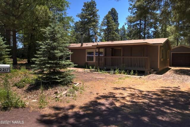 2217 Hano Trail, Flagstaff, AZ 86005 (MLS #186095) :: Keller Williams Arizona Living Realty