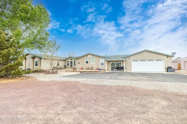 8475 Neptune Drive, Flagstaff, AZ 86004 (MLS #186106) :: Keller Williams Arizona Living Realty