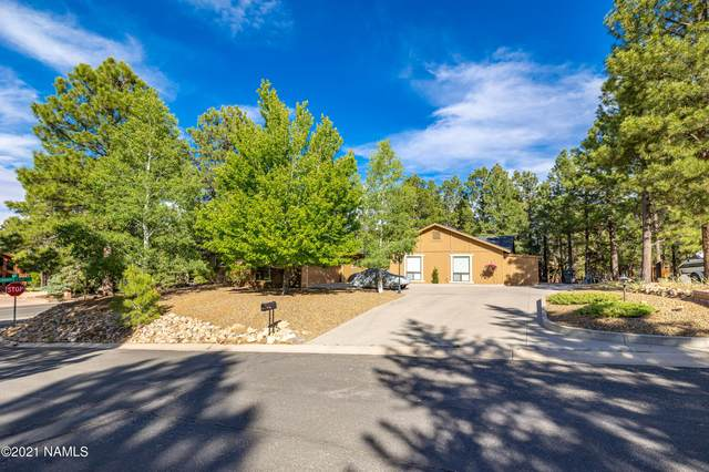 5197 Seminole Drive, Flagstaff, AZ 86004 (MLS #186119) :: Keller Williams Arizona Living Realty