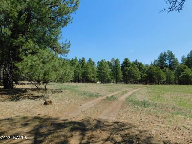 388 Benham Ranch Road, Williams, AZ 86046 (MLS #186122) :: Keller Williams Arizona Living Realty