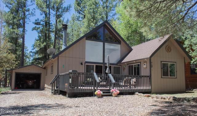 135 Lodge Drive, Munds Park, AZ 86017 (MLS #186172) :: Maison DeBlanc Real Estate
