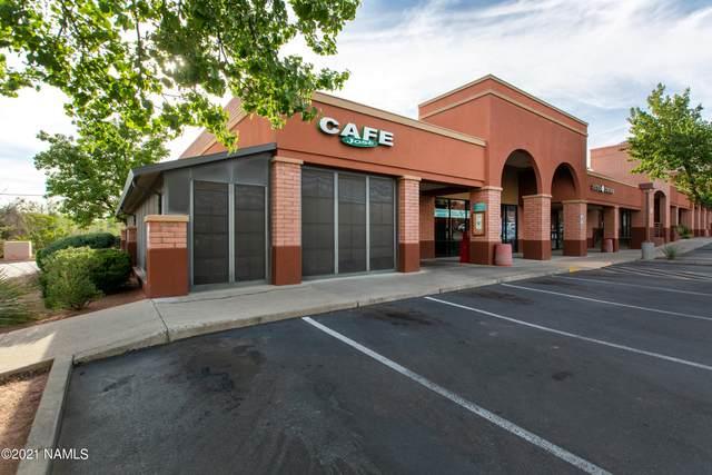 2370 W State Route 89A 1 & 2, Sedona, AZ 86336 (MLS #186173) :: Keller Williams Arizona Living Realty