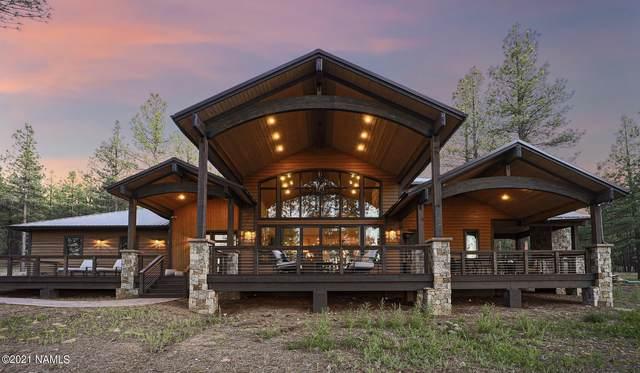 42 Clay Park Way, Munds Park, AZ 86017 (MLS #186174) :: Maison DeBlanc Real Estate
