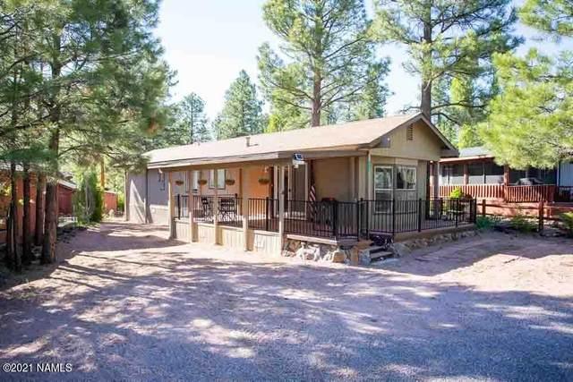 17220 Deer Run Rd, Munds Park, AZ 86017 (MLS #186179) :: Maison DeBlanc Real Estate