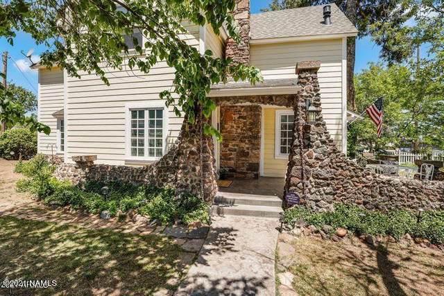 120 6th Street, Williams, AZ 86046 (MLS #186245) :: Flagstaff Real Estate Professionals