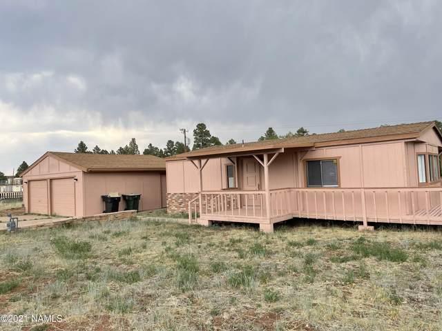 1050 Airport Road, Williams, AZ 86046 (MLS #186262) :: Flagstaff Real Estate Professionals