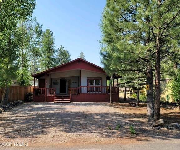 585 Cedar Wood Drive, Munds Park, AZ 86017 (MLS #186284) :: Maison DeBlanc Real Estate