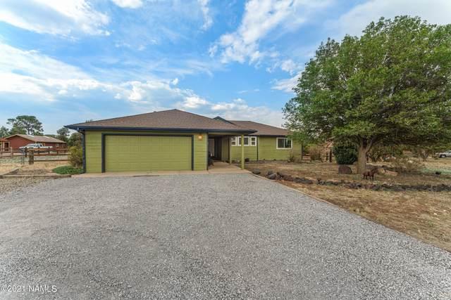 10459 Palomino Road, Flagstaff, AZ 86004 (MLS #186289) :: Maison DeBlanc Real Estate