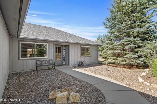 7307 Patriot Drive, Flagstaff, AZ 86004 (MLS #186291) :: Maison DeBlanc Real Estate