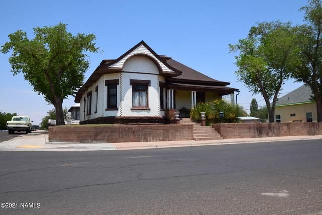100 Aspinwall Street, Winslow, AZ 86047 (MLS #186295) :: Keller Williams Arizona Living Realty