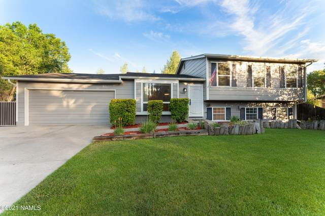 4005 Mountain Jay Lane, Flagstaff, AZ 86004 (MLS #186403) :: Flagstaff Real Estate Professionals