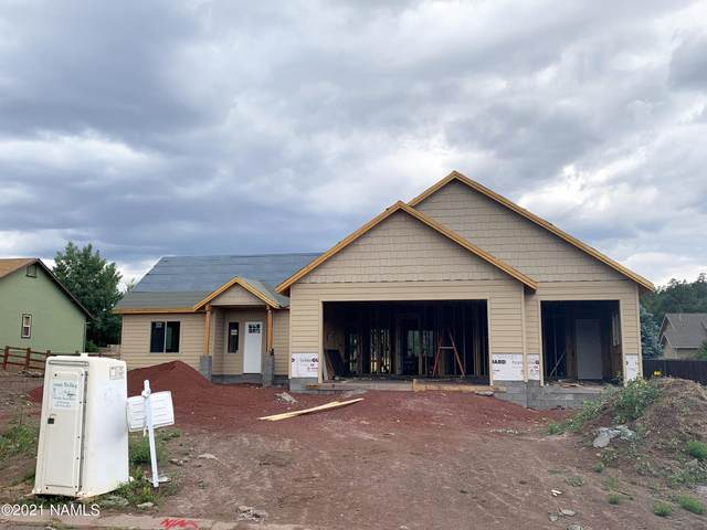 854 Torrey Pines Drive, Williams, AZ 86046 (MLS #186404) :: Keller Williams Arizona Living Realty
