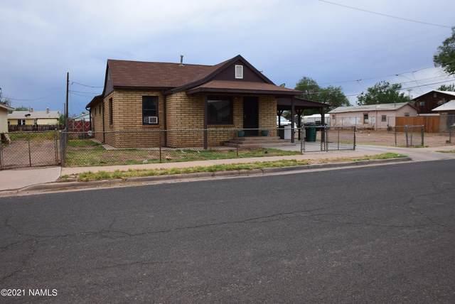 417 Oak Street, Winslow, AZ 86047 (MLS #186408) :: Keller Williams Arizona Living Realty