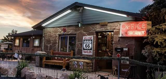 1900 E Rodeo Road, Williams, AZ 86046 (MLS #186451) :: Keller Williams Arizona Living Realty