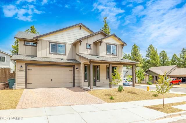 2802 Alamo Drive, Flagstaff, AZ 86001 (MLS #186512) :: Keller Williams Arizona Living Realty